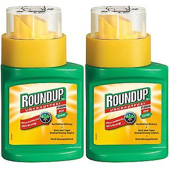 Sparset: 2 x ROUNDUP® LB Plus, 140 ml