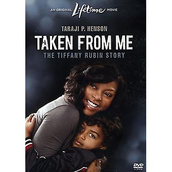 Taken From Me: The Tiffany Rubin Story [DVD] USA import