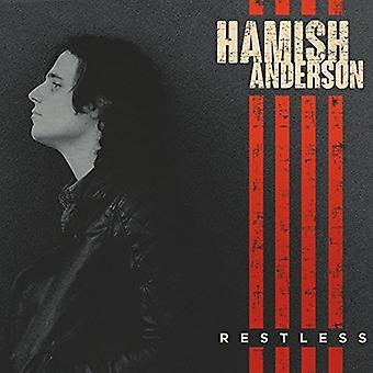 Hamish Anderson - Restless [CD] USA import