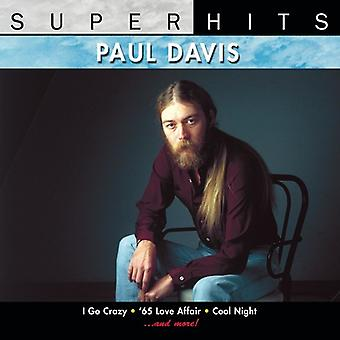 Paul Davis - Super Hits [CD] USA import