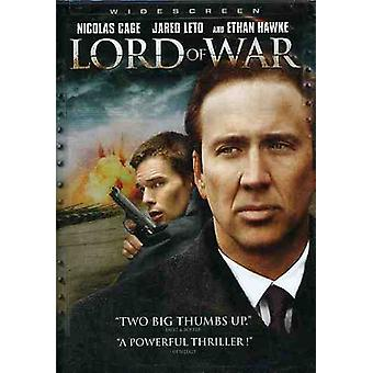Lord of War [DVD] USA importerer