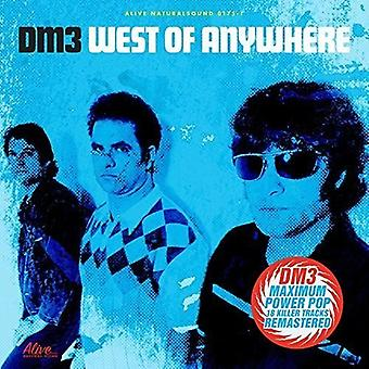 Dm3 - West of Anywhere [CD] USA import