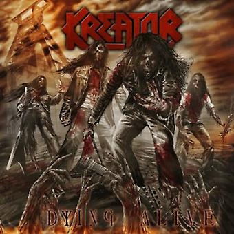 Kreator - Dying importation USA Alive [CD]