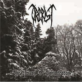 Orcrist - The Return of Armageddon [CD] USA import