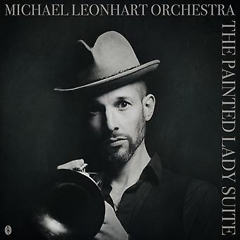 Leonhart*Michael - The Painted Lady Suite [CD] USA import