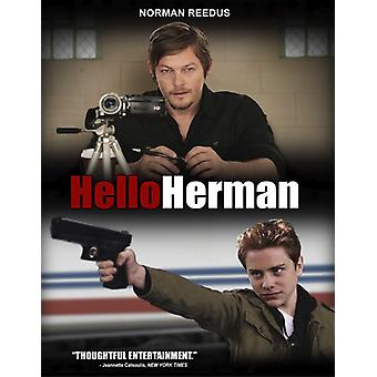 Hello Herman [DVD] USA import