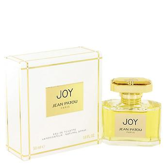 Joy Eau De Toilette Spray By Jean Patou 1.6 oz Eau De Toilette Spray