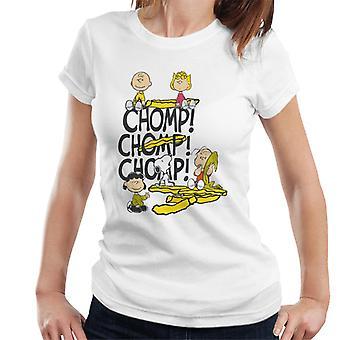 Pinda's Chomp Women's T-Shirt