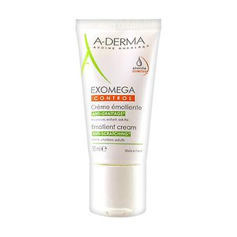 Exomega Control Emollient Cream 50 ml of cream
