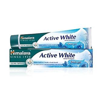 Active Gel White Toothpaste 75 g