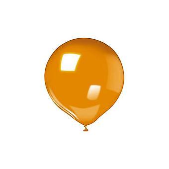 """25 12""""/30cm Μπαλόνια - Πορτοκαλί"""