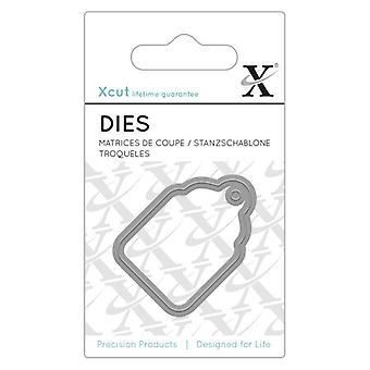 Xcut Dinky Die (1pc) - Gift Tag (XCU 503176)