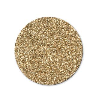 Single Christmas Gold A4 Sheet Glitter Card | Coloured Card for Crafts