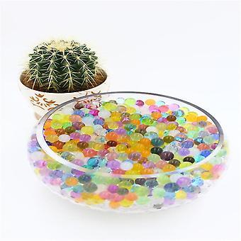 Store Hydrogel Perle Formet Krystal Jord Vand Perler - Mud Grow Magic Jelly