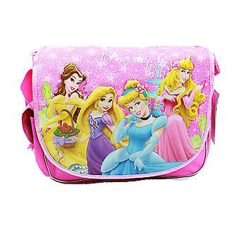 Messenger Bag - Disney - Princess - Pink New School Book Bag a00168