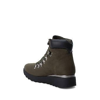 Xti - shoes - ankle boots - 48487_KAKHI - ladies - olive - EU 39