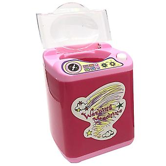 Simulation Battery Operated Kids Automatic- Simulated Mini Washing Machine Toy