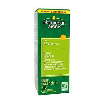 Organic Lemon essential oil 30 ml of essential oil