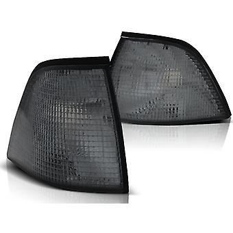 Blinkande lampor BMW E36 12 90-09 99 COUPE SMOKE