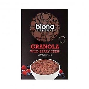 バローナ - 組織の野生ベリー グラノーラ 375 g