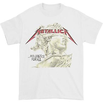 Metallica Justice Close Up T-paita