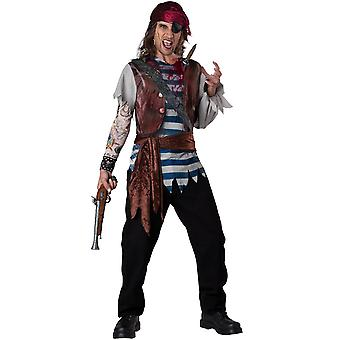 InCharacter Dead Man's Chest Costume X-Large