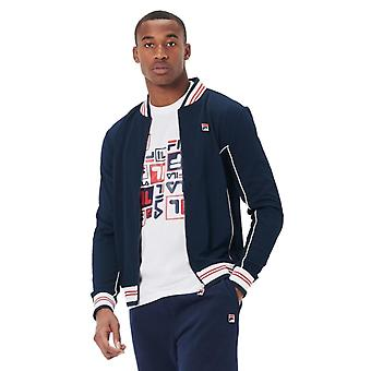 Fila Baranci Track Top Blue 09