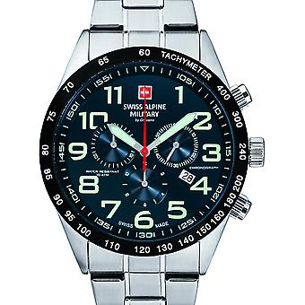 Mens Watch Swiss Military 7047.9135, Quartzo, 45mm, 10ATM