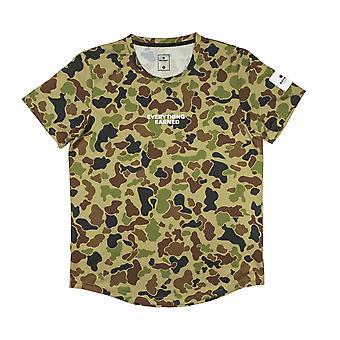 SAYSKY Unisex Camo Combat Short Sleeve T-Shirt