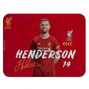 Liverpool Mouse Mat Henderson