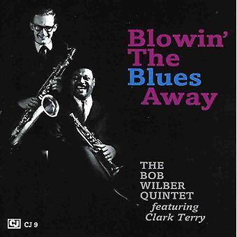 Bob Wilber Quintet - de VS Blues Away [CD] Blowin'importeren