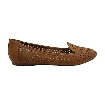 Style & Co. Womens Alysonn Round Toe Ballet Flats