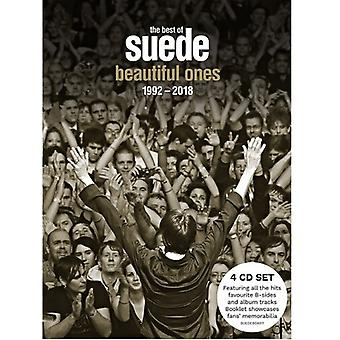 Beautiful Ones: The Best Of Suede 1992-2018 [CD] USA import