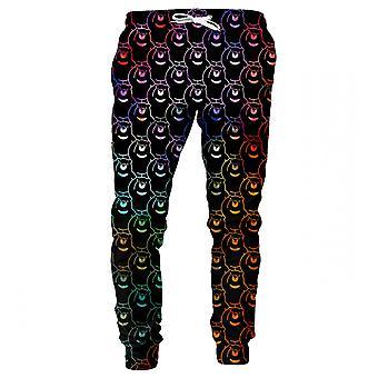 M. Gugu Miss Go Bear motif pantalons de survêtement