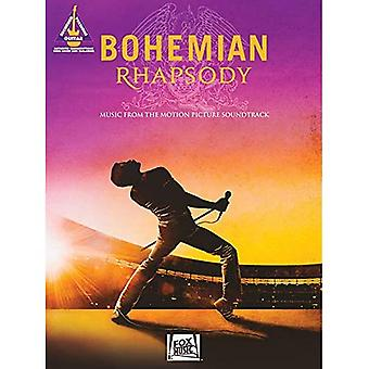 QUEEN BOHEMIAN RHAPSODY MUSIC MOTION PICTURE SOUNDTRACK GTR TAB GRV BK