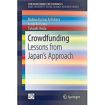 Crowdfunding: Lessons from Japan's Approach (SpringerBriefs in Economics)