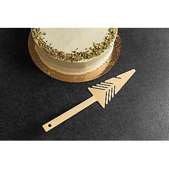 Cake Slicer Pine Needle