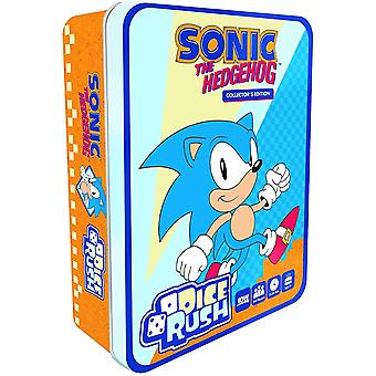 Sonic the Hedgehog Sega dobbelstenen Rush spel
