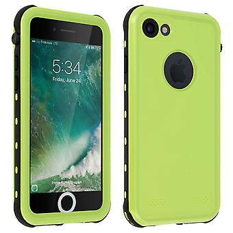 Protective Case for Apple iPhone SE 2020/8/7 Waterproof Screen protector Green