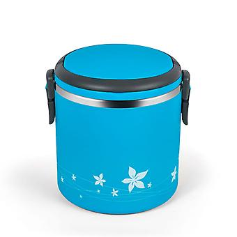 Matbehållare PROMIS med ytterligare behållarens lock.1,8L