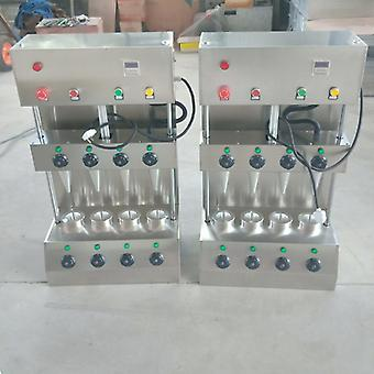 New With Best Quality And Low Price Commercial 4 Cone Pizza Making Machine