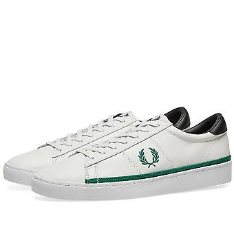 Fred Perry Spencer Leather Men's Trainer Shoes B7110-254