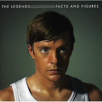 Legends - Facts & Figures [CD] USA import