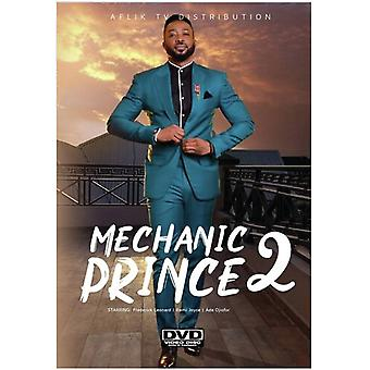 Importazione Meccanica Prince 2 [DVD] USA