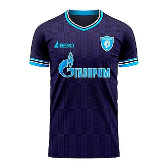 Zenit 2020-2021 Derde Concept Football Kit (Libero)