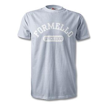 Lazio 1900 Established Football T-Shirt