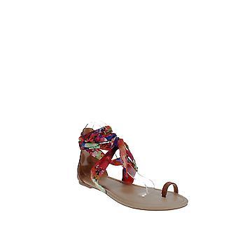 INC | Medria Toe-Thong Tie-Up Flat Sandals