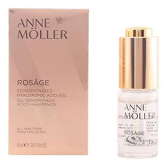 Gezichtsgel Rosage Anne M ller/15 ml