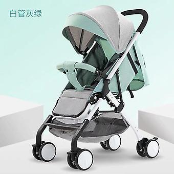 Ultra Light Portable Shock Absorption Folding Baby Stroller