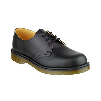 Dr martens b8249 leather shoes womens